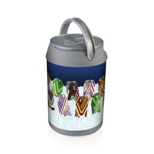 Oniva A Picnic Time Brand 6 Can Cooler Classic Cans
