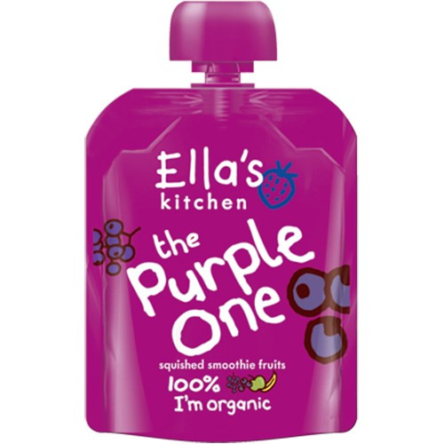 Ellas Kitchen Smoothie Fruit - the Purple One Multipack