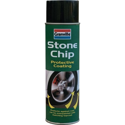 Stone Chip Protective Coating - Black - 1 Litre