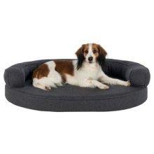 Florentina Sofa, 110 × 85 Cm, Grey - Trixie Dog Sofa Various Sizes New -  trixie dog sofa florentina grey various sizes new