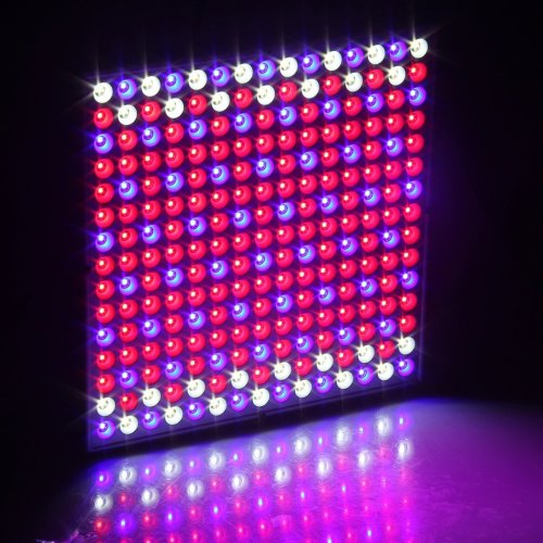 14W 225 SMD LED Hydroponic Plant Grow Light Lamp Panel Board