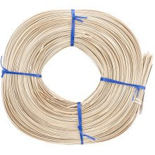 Flat Oval Reed 4.37mm 1lb Coil-Approximately 320'