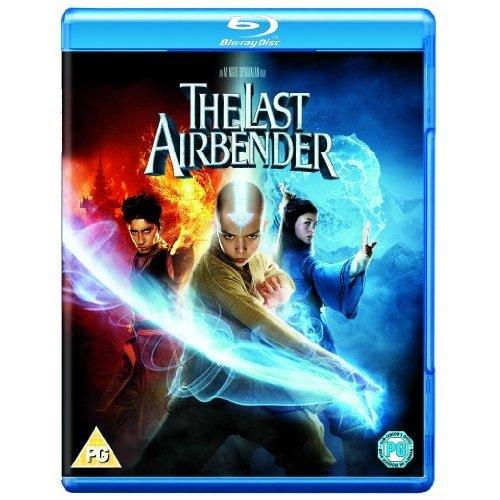 The Last Airbender [Blu-ray] [2010] [Region Free] [DVD]