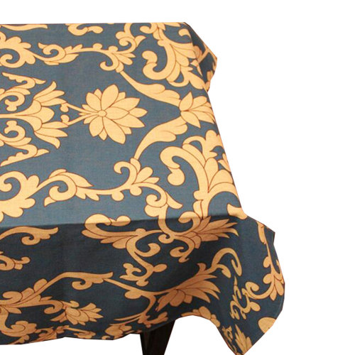 Chinese Classical Tablecloth Cabinet Cover Cloth Home Tablecloth 85X85 CM