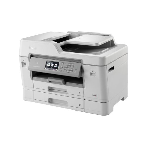 Brother Mfc-j6935dw 1200 X 4800dpi Inkjet A3 35ppm Wi-fi Grey,white Multifunctional