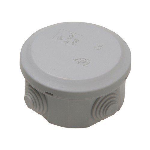 SMJ EPJBR4 IP44 Junction Box 5T 70 x 70 x 40mm