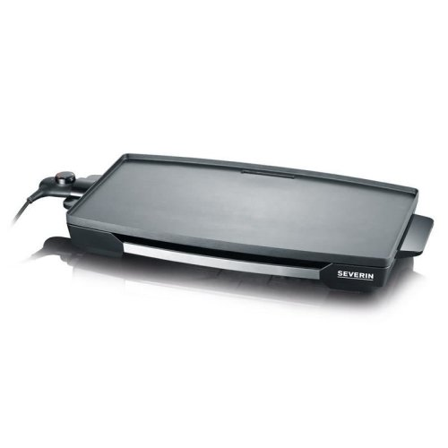 Severin KG 2397 - Iron Broil Coating Non-stick Stainless steel 2200W