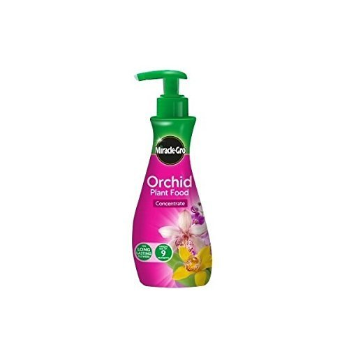 Miracle-Gro Orchid Plant Food Concentrate Pump, 236 ml
