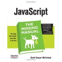 Javascript: the Missing Manual (missing Manuals)