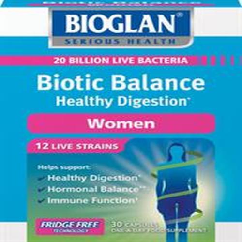 Bioglan Biotic Balance Women 30 Caps