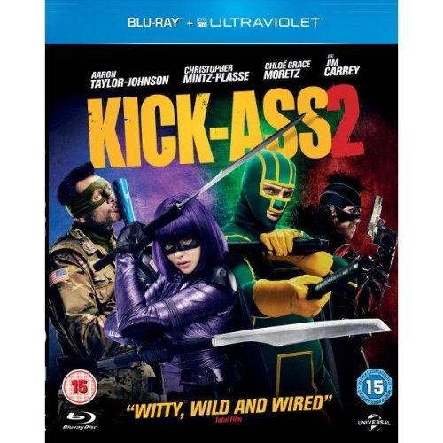 Kick-ass 2 (includes Ultraviolet Copy)
