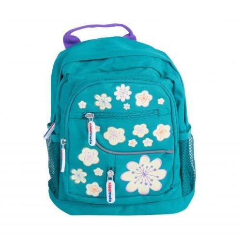 Kiddimoto Fleur Back Pack - Size: 24cm x 22cm