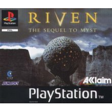 Riven: The Sequel to Myst (PSone)