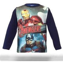 Avengers T Shirt - Navy