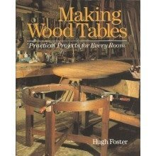 Making Wood Tables: Practical Projects for Every Room