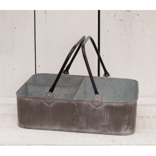 Metal Tray with Handle