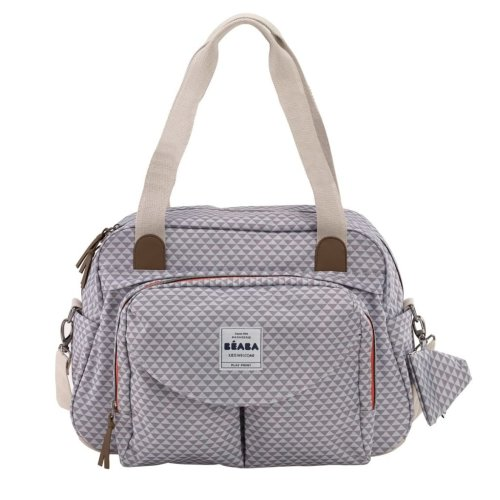 Beaba Nursery Bag Geneve II Grey 23 L 940212