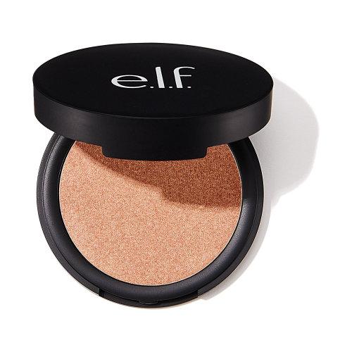 e.l.f. Cosmetics Shimmer Highlighting Powder, Topaz Glow 83714