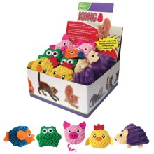 Kong Cat Scrattles Display 24 Piece Assorted