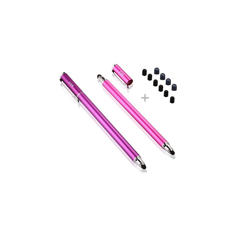 Bargains Depot 2 Pcs New Upgraded 2-in-1 5.5-inch 0.18-inch Small Tip Series