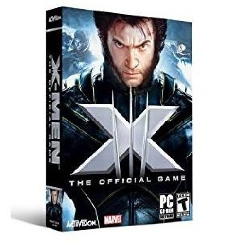X-Men The Official Game (U.S Import) PC Game