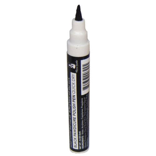 Warren London Pawdicure Polish Pen Black- Not For Use On Cats
