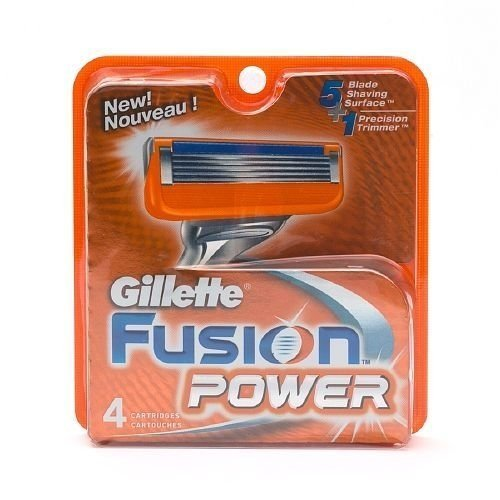 Gillette Fusion Power Refill Cartridges ( 4 Pack )