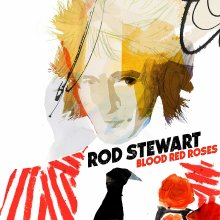Rod Stewart – Blood Red Roses | CD