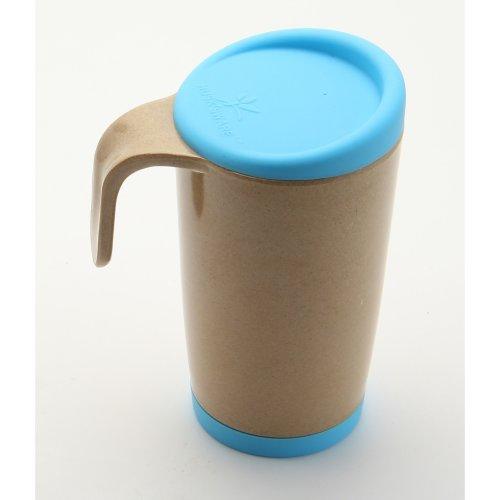 OLPRO Husk Re-Useable Café Mug - Blue