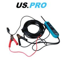 US PRO Automotive Circuit Tester Lance Probe 6-24 Volts digital tester