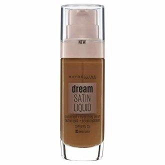 Maybelline Dream Satin Liquid Foundation SPF13 30ml Deep Spice #64