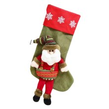 Creative Funny Children's Christmas Stocking/ Gift Bag/ Storage bag