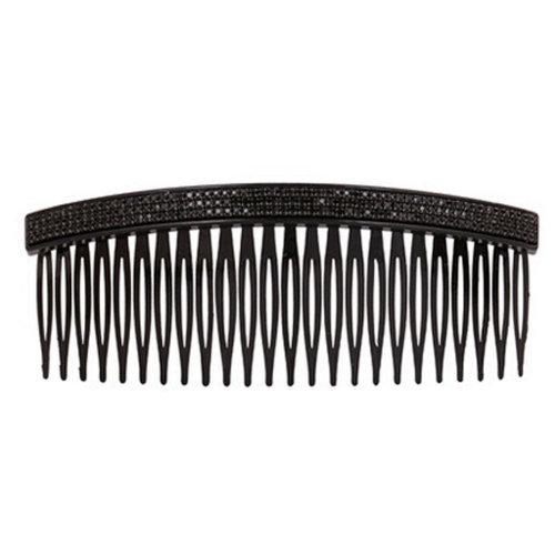 Luxury Diamond Hair Clip Hairpin Hair Barrette Hair Accessories,Black