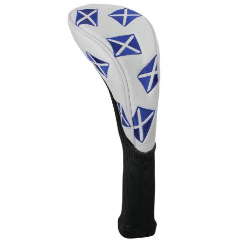 Scotland Saltire Golf Fairway Headcover