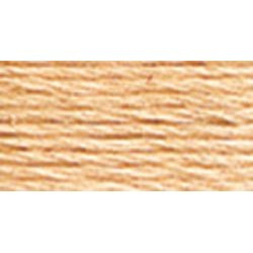 DMC Pearl Cotton Skein Size 3 16.4yd-Tawny