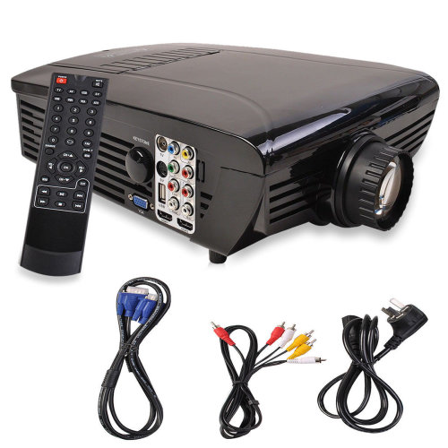 3000 Lumens 3D Home Cinema Theater Projector