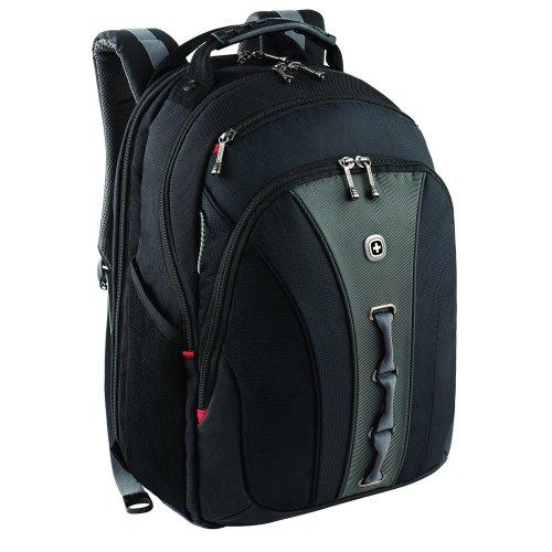 Wenger Swissgear 600631 16 Backpack Black Notebook Case