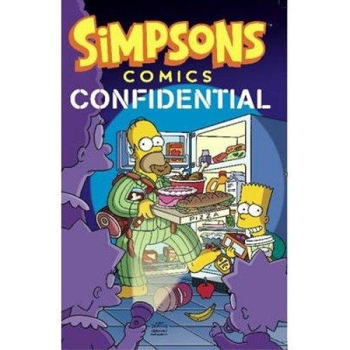Simpsons Comics: Confidential