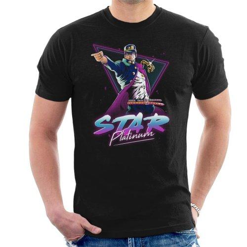 Star Platinum Jojos Bizarre Adventure Men's T-Shirt