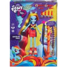 My Little Pony Equestria Girls - Radical Hair Rainbow Dash Doll