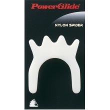 Nylon Spider Snooker Cue Rest - Powerglide Pool White -  nylon spider powerglide cue rest snooker pool white