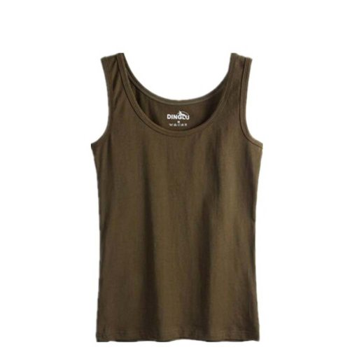 Sexy Women's Camisole Soft Fashion Vest Skinny Tank Top, #10