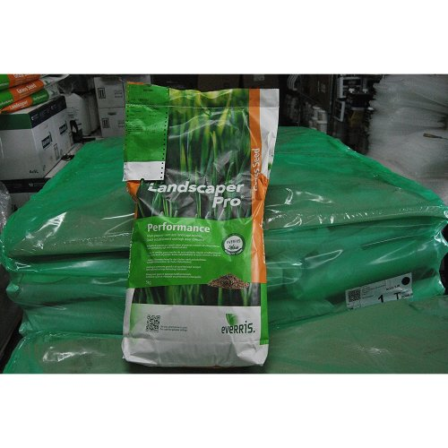 Landscaper Pro x 5kg High Performance multi Purpose High Wear Lawn Grass Seed Defra Approved