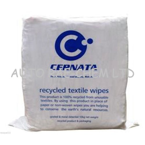 Rags - White Cotton Sheeting 10kg