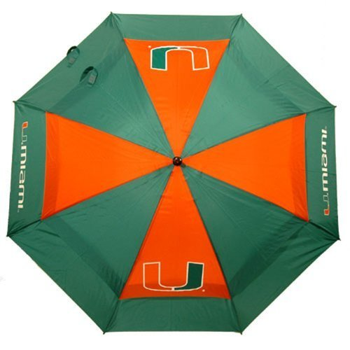 NCAA Miami Hurricanes Golf Umbrella