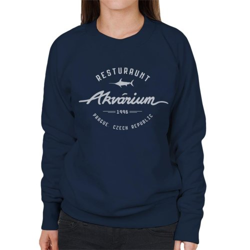 Akvarium Restaurant Mission Impossible Women's Sweatshirt
