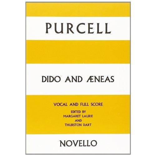 Dido and Aeneas - Vocal Score