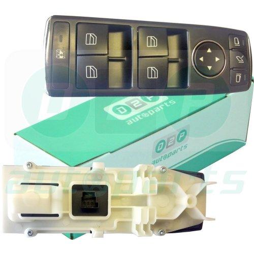 ELECTRIC POWER WINDOW CONTROL SWITCH FOR MERCEDES C E CLASS S204 W204 S212 W212