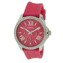 Fossil Cecile Multifunction Silicone Ladies Watch AM4488