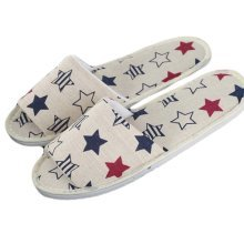 10 Pairs Hotel Spa Slippers Open Toes Home Guest Slippers for Men